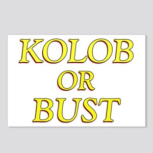 LDS Planet- Kolob or Bust Shi Postcards (Package o