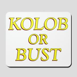 LDS Planet- Kolob or Bust Shi Mousepad