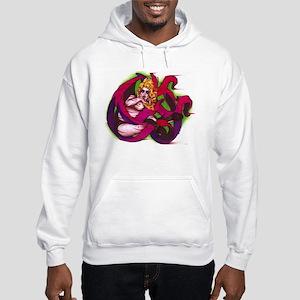 La Zombie Hooded Sweatshirt