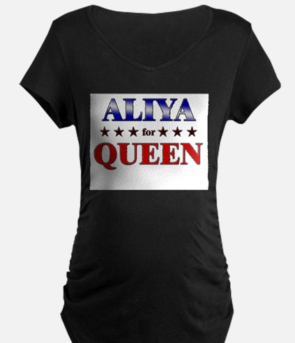 ALIYA for queen T-Shirt