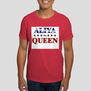 ALIYA for queen Dark T-Shirt
