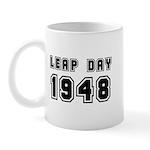 Leap Day 1948 Mug Mugs