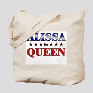 ALISSA for queen Tote Bag