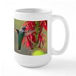 hummingbird Large Mug