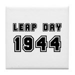 LEAP DAY 1944 Tile Coaster