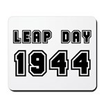 LEAP DAY 1944 Mousepad