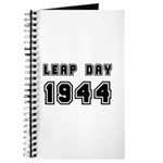 LEAP DAY 1944 Journal