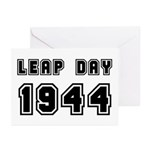 LEAP DAY 1944 Greeting Cards (Pk of 10)
