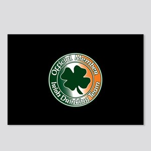 Official Member of the Irish Drinking Team v2 Post