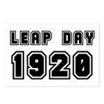 LEAP DAY 1920 Postcards (Package of 8)