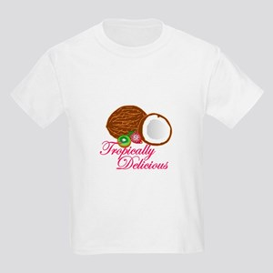 Tropically Delicious Kids Light T-Shirt