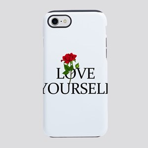Love yourself iPhone 8/7 Tough Case