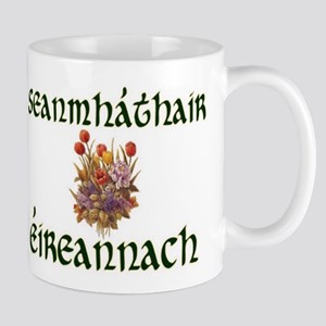 'Irish Grandmother' (Bouquet) Mug