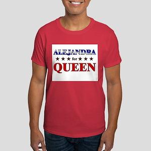 ALEJANDRA for queen Dark T-Shirt