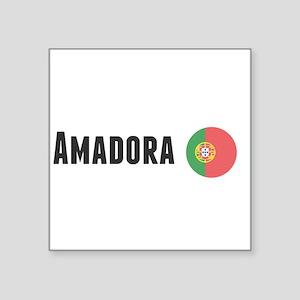 Amadora Sticker