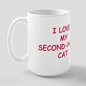 Second Hand Cat Mug