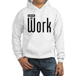 Geek @ Work Hooded Sweatshirt