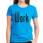 Geek @ Work Women's Dark T-Shirt