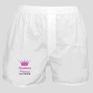 Montana Princess Boxer Shorts