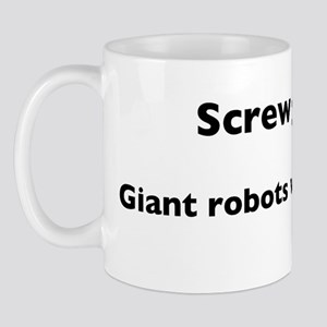 Giant robots draft Mugs