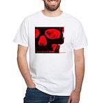 Watching! White T-Shirt