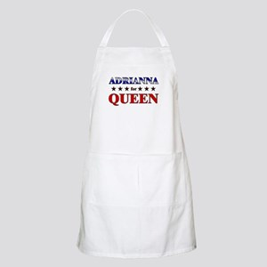 ADRIANNA for queen BBQ Apron