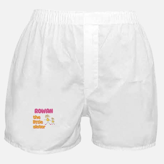 Rowan - The Little Sister Boxer Shorts