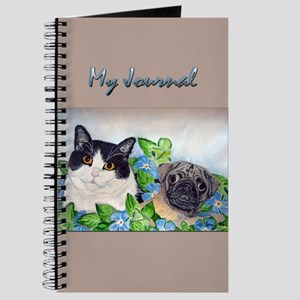 My Journal with Emmet & Oreo.