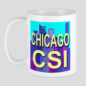 Chicago CSI Mug