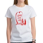 Valentine's Day Cave Man Women's T-Shirt