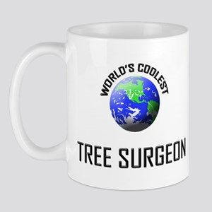 World's Coolest TREE SURGEON Mug