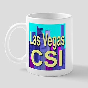 Las Vegas CSI Mug