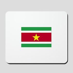 Suriname Mousepad
