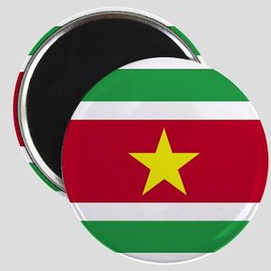 Suriname Magnet