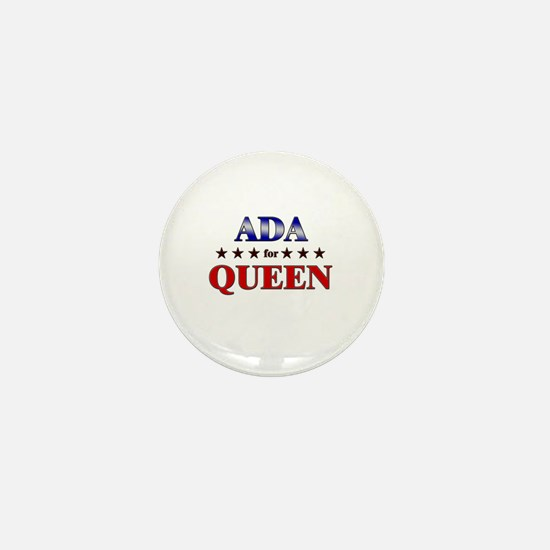ADA for queen Mini Button