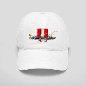 891b8020617929 Peru World Cup Hats - CafePress