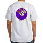 CReW Zone Ash Grey T-Shirt