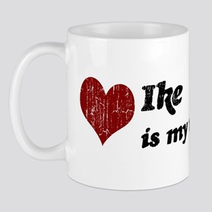 Ike is my valentine Mug