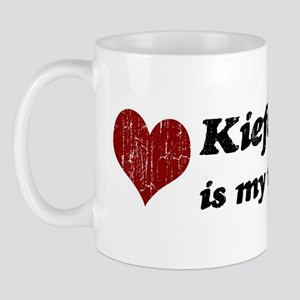 Kiefer is my valentine Mug