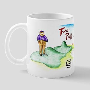 Two Putt Mug