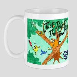 In The Trees Mug
