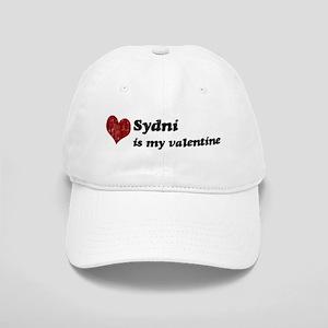 Sydni is my valentine Cap