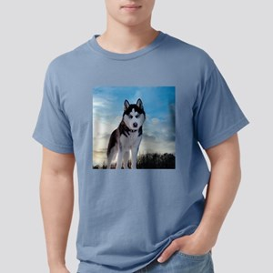 Husky Dog Outdoors T-Shirt