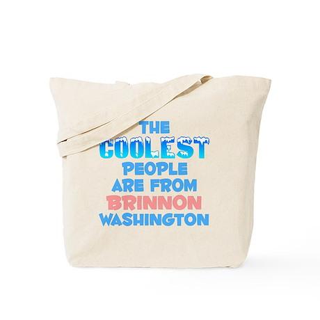 Coolest: Brinnon, WA Tote Bag