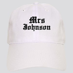 Mrs Johnson Cap