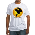 Skydiving Crew Fitted T-Shirt