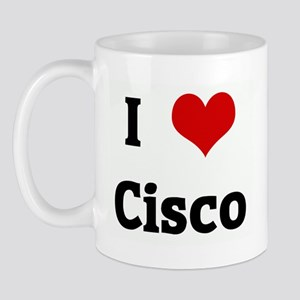 I Love Cisco Mug