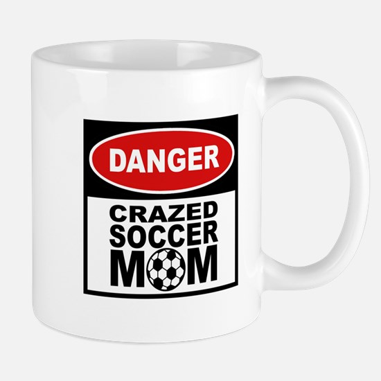 Crazed Soccer Mom Mug