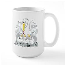 Order of the Pelican Large Mug