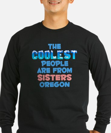 Coolest: Sisters, OR T